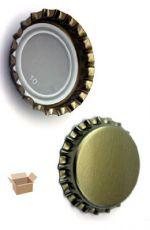 Guldkapsel 26 mm - 10.000 stk.