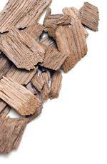 Franske ege chips medium ristede 50 gram