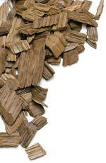 Amerikanske ege chips medium ristede 50 gram