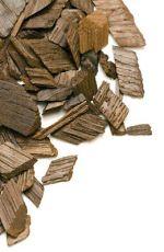 Amerikanske ege chips mørk ristede 50 gram